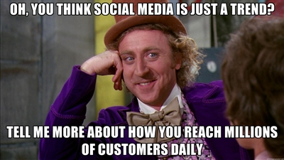 social media meme 11 social media myths discover digital